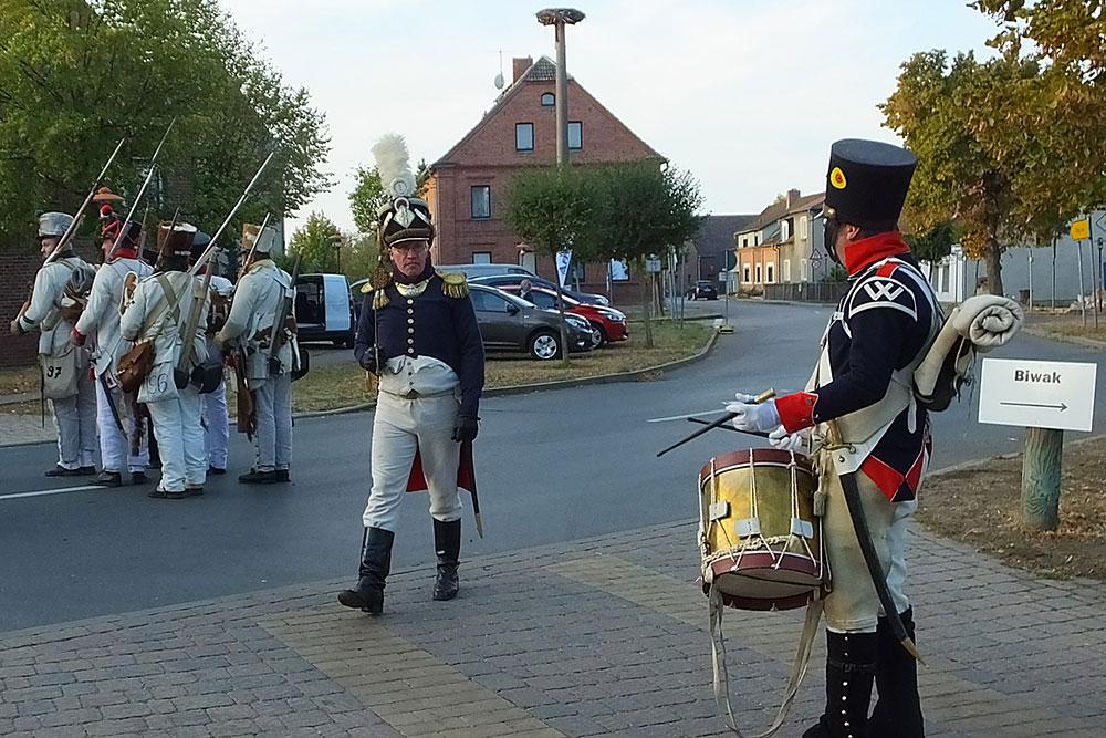 1813 - 2018 *205 Jahre Schlacht bei Wartenburg*